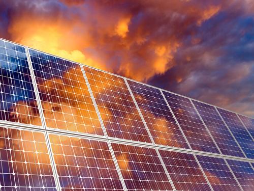 solar panel batteries for home